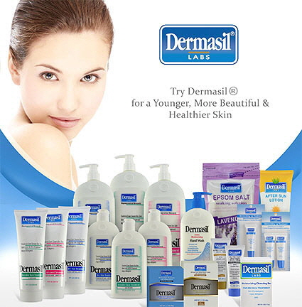 Advanced Treatment for Dry Skin - Dermasil
