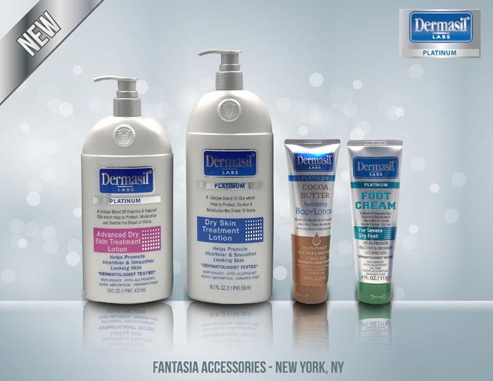 Dermasil Platinum Dry Skin Lotion