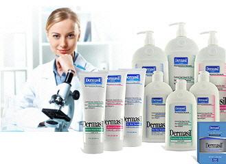 Dry Skin Advanced Treatment - Dermasil